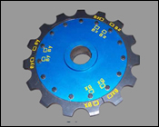 timing pulley manufacture